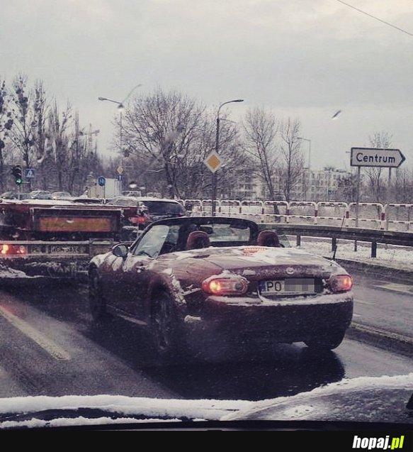 Burżuazja w zimę