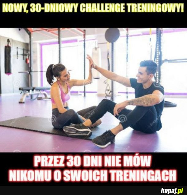 30dniowy challange
