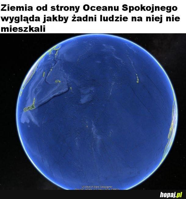 Ziemia bez ludzi