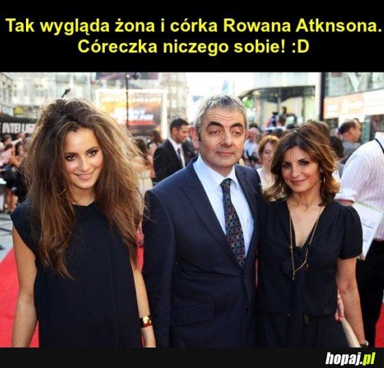 Rodzina Atkinsona