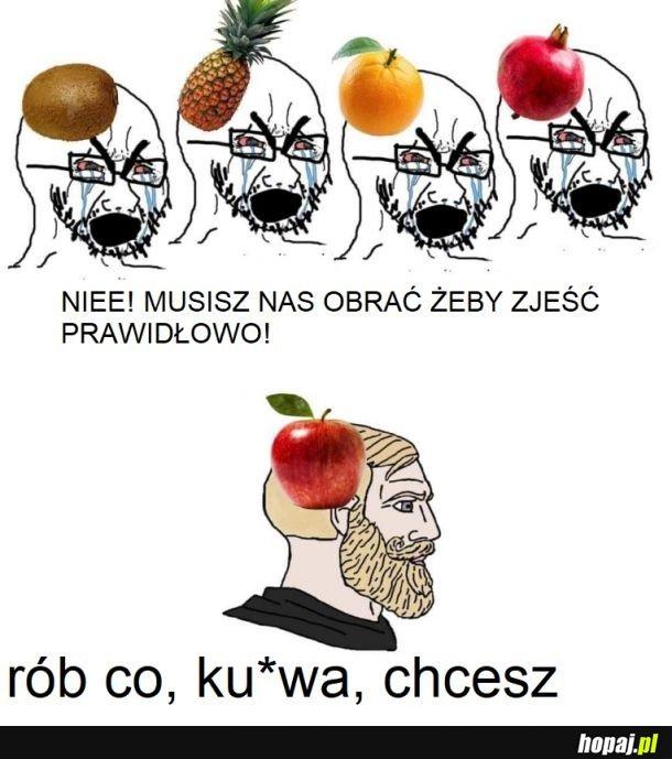 Owoc dla plebsu