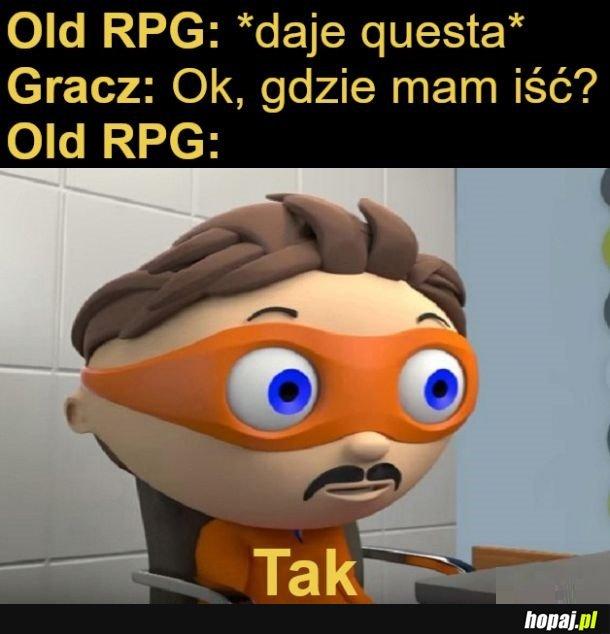 Questy w gierkach