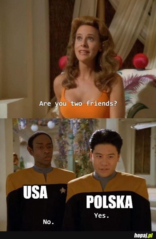 Tyle o stosunkach międzynarodowych