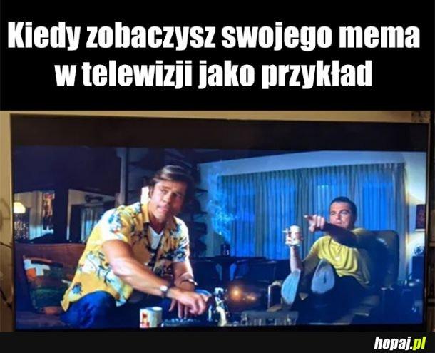 Memy w telewizji