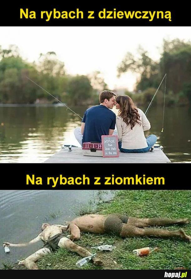 Na rybach