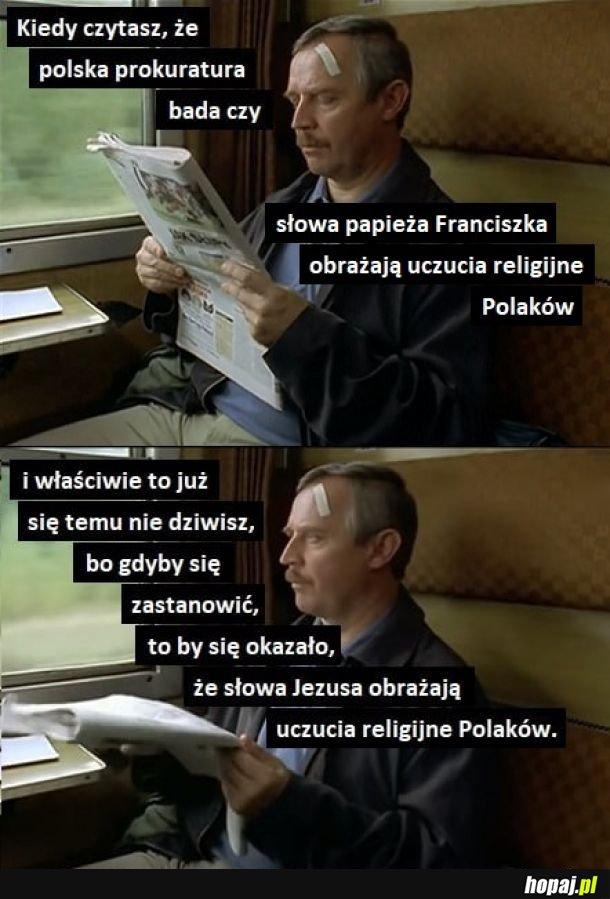 Uczucia religijne Polaków