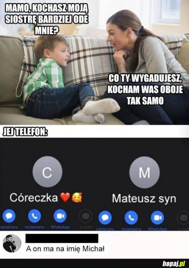 Miłość rodziców