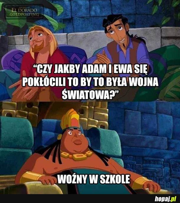 Adam i Ewa7 Meme