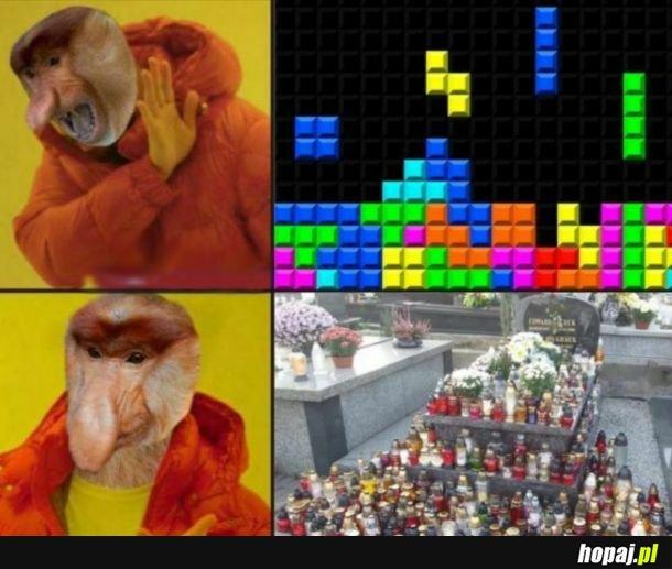 Polski Tetris Challenge
