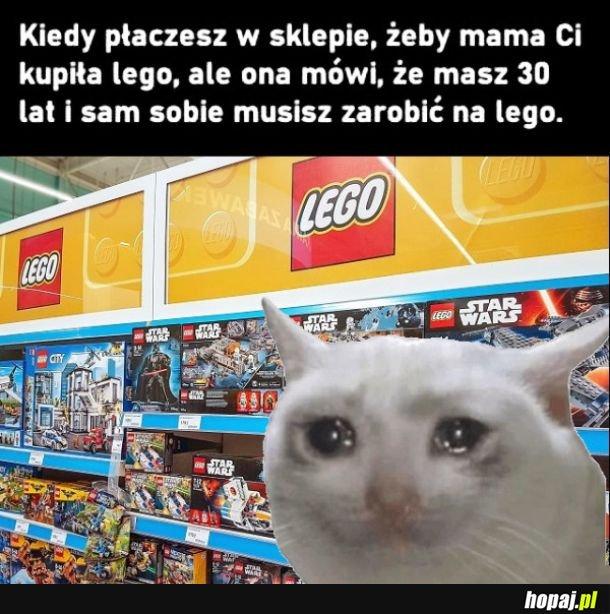 Zakup LEGO