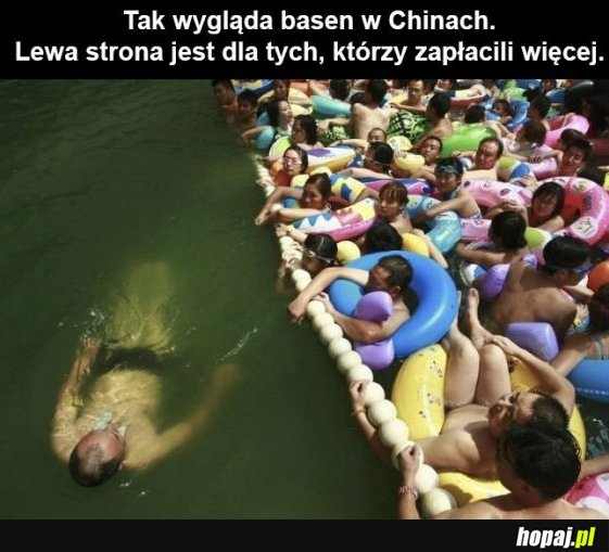 Basen w Chinach