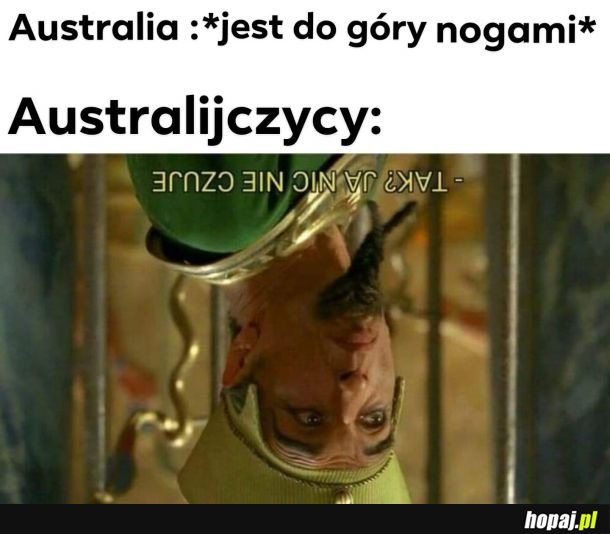 Typowa Australia