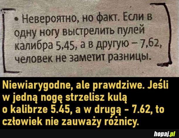 Wycinek z ruskiej gazety