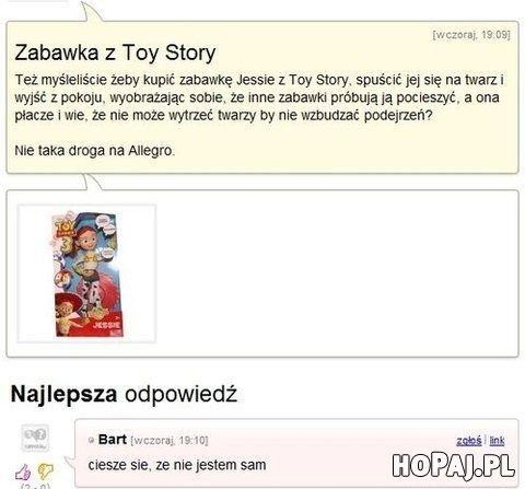 Zabawka z Toy Story