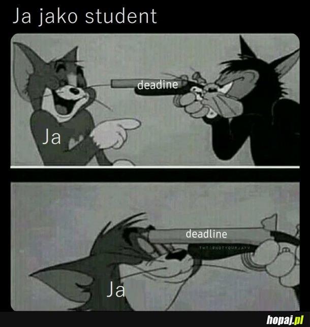 Z życia studenta