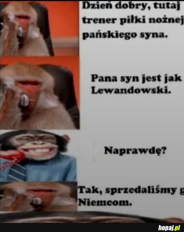 Lewandowski...