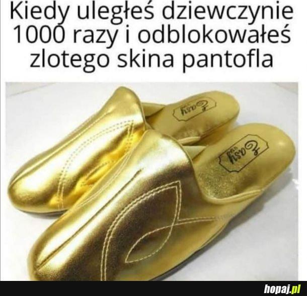 Pantofel level master