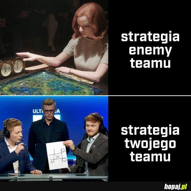 Strategia w grze