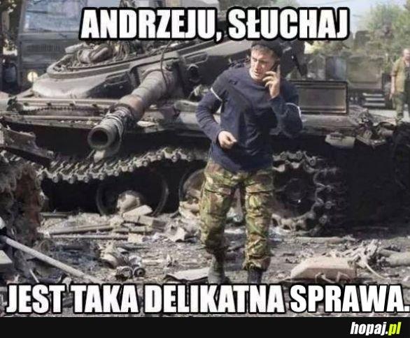 Andrzeju...
