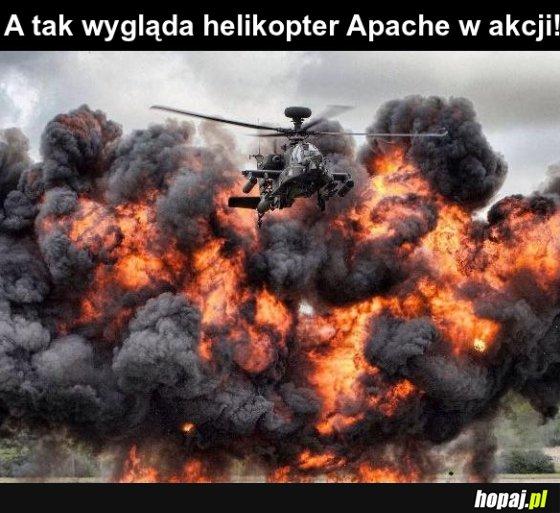 Apache w akcji