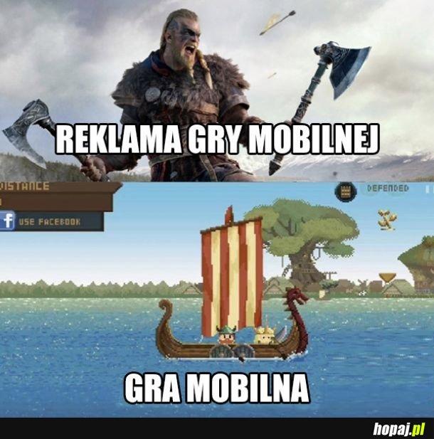 Gra mobilna