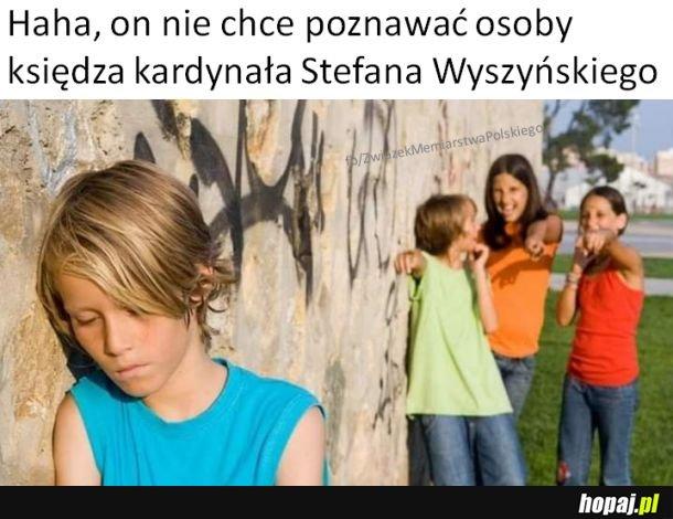 Czarnek: Dzieci chciałyby poznawać osobę kard. Wyszyńskiego