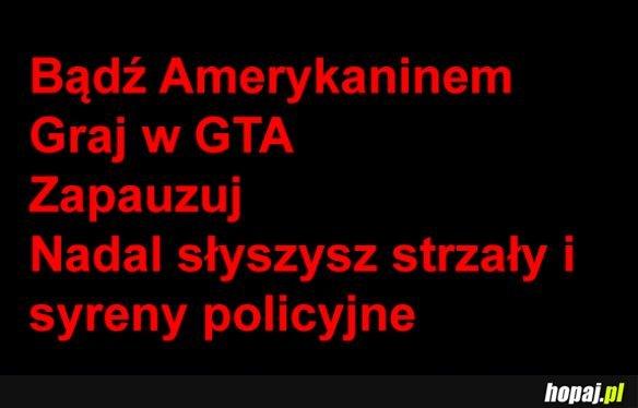 GTA w Ameryce