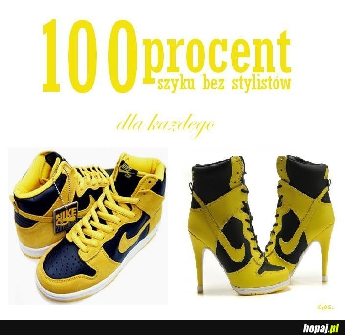 Nike dunk.