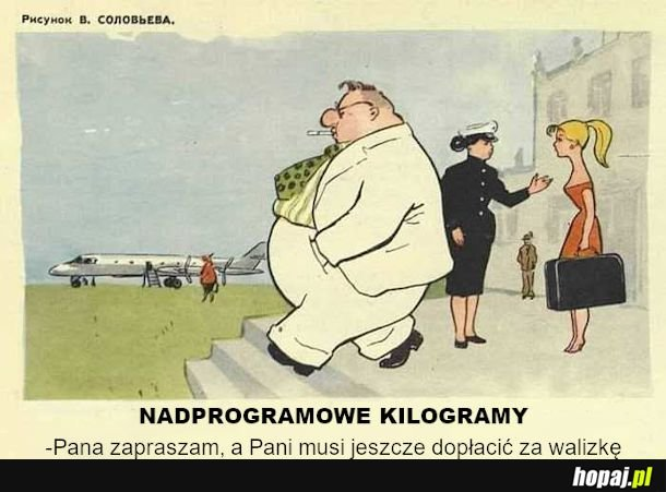 Radziecki humor o podróżowaniu