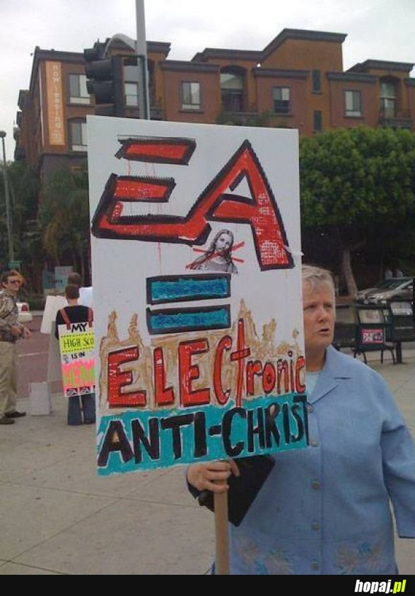 Cała prawda o EA