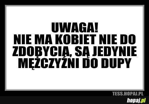 Tess ostrzega :]