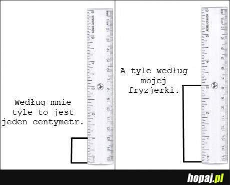 Ilto to jest centymetr?