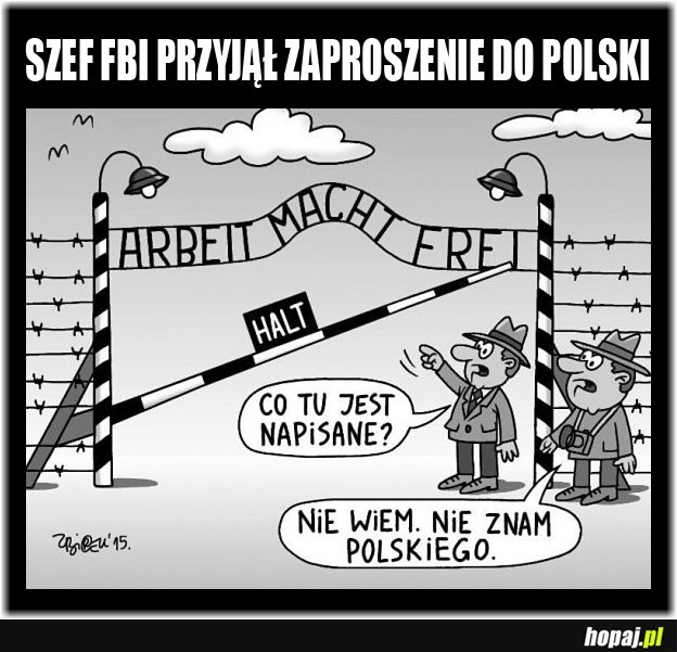Szef Fbi Przyjął Zaproszenie Do Polski Hopajpl