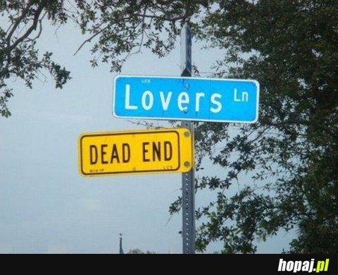 Lovers Dead end
