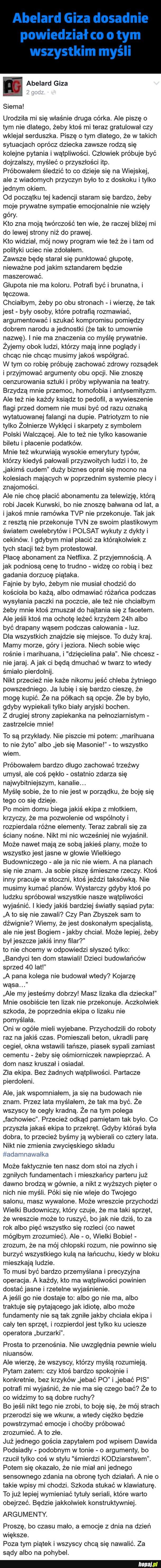 ABELARD GIZA ZAORAŁ