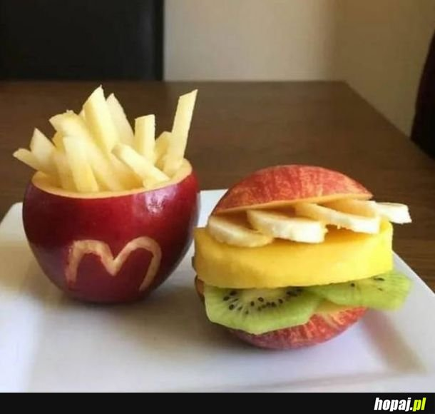 Mamy McDonalda w domu