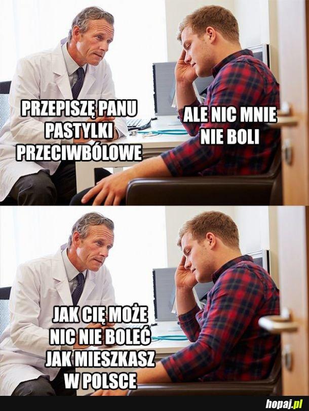 Ból w Polsce