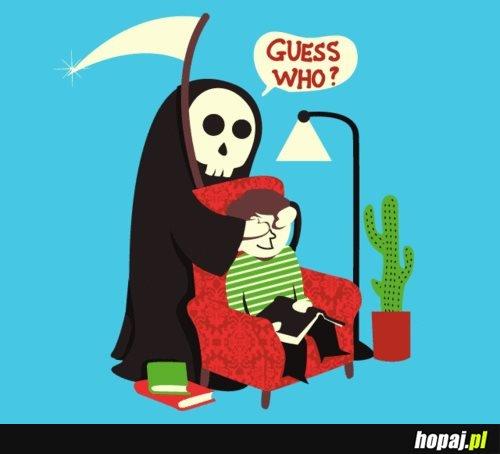Zgadnij kto to?