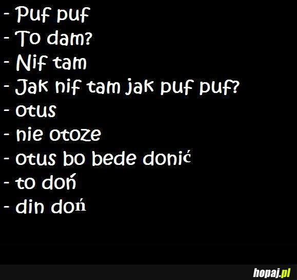 Puf puf ; DD