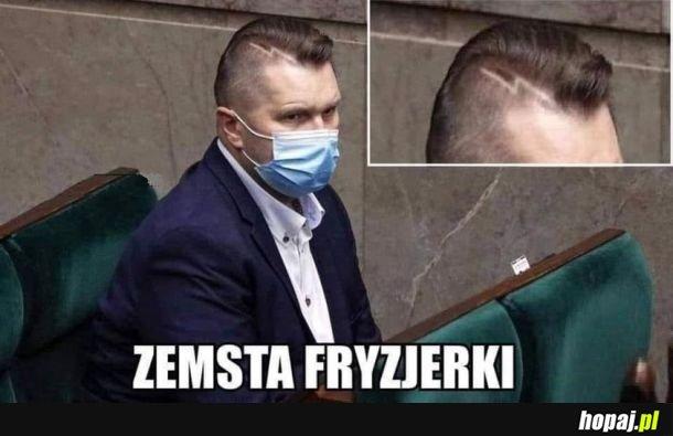 Zemsta Fryzjerki