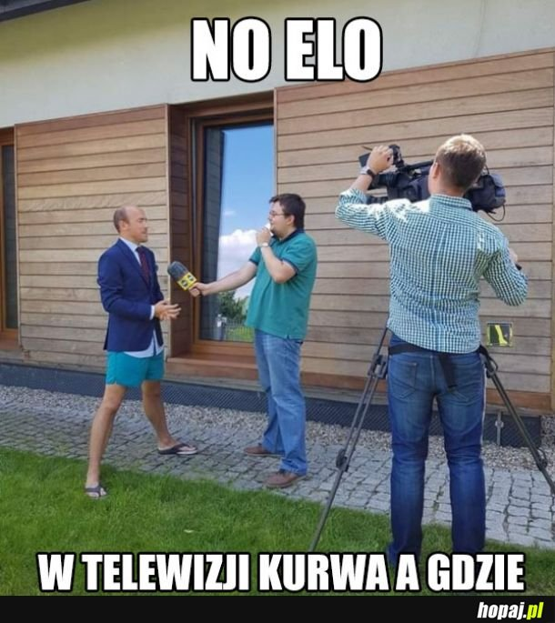 W telewizji