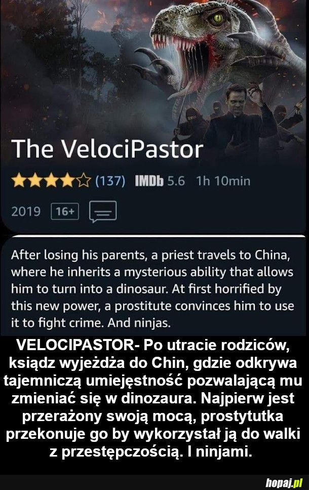 Najlepszy film ever