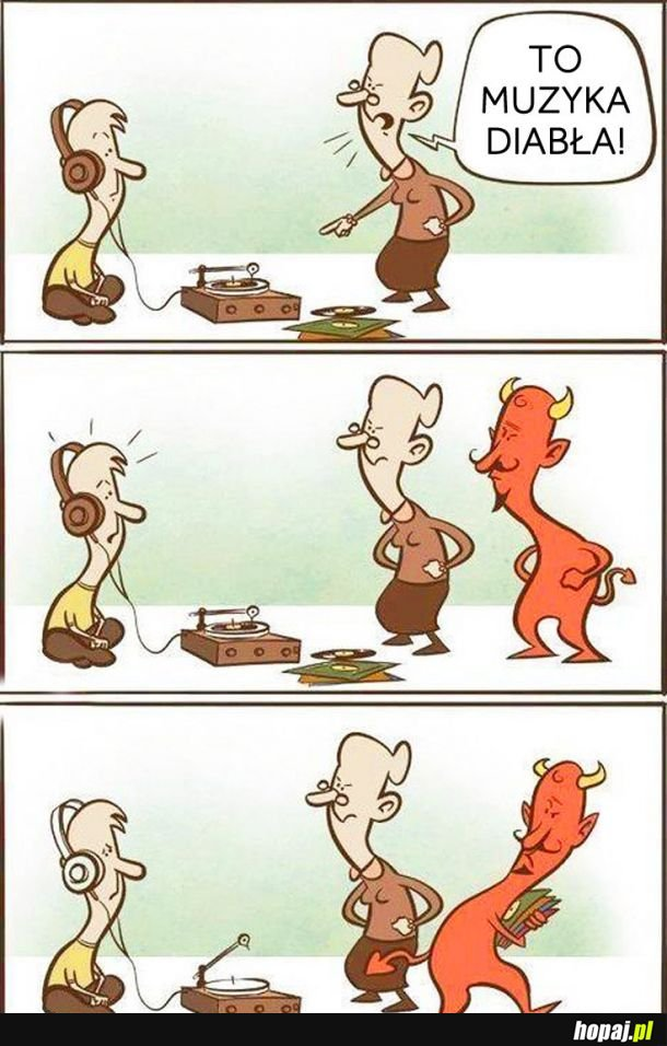 Muzyka diabła