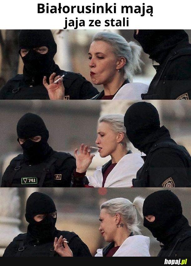 Białorusinki