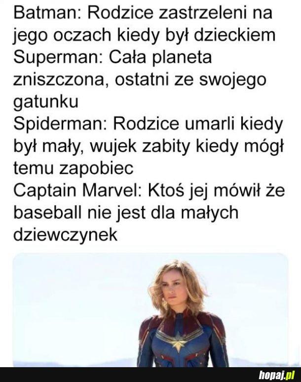 Geneza superbohaterów
