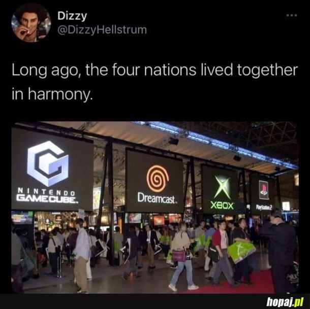 """""""Jednak kiedy naród Sony zaatakował wszystko się zmieniło..."""""""