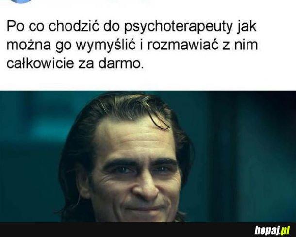 Wizyty u psychoterapeuty