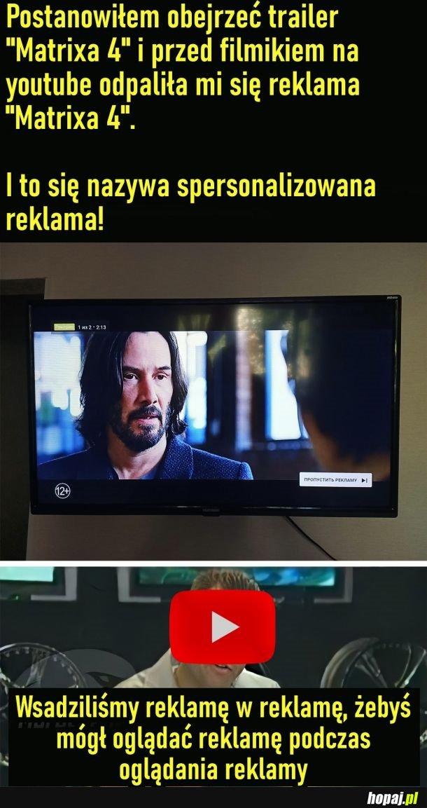 Reklama w reklamie