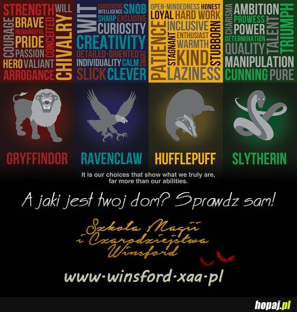 Szkoła Magii i Czarodziejstwa Winsford