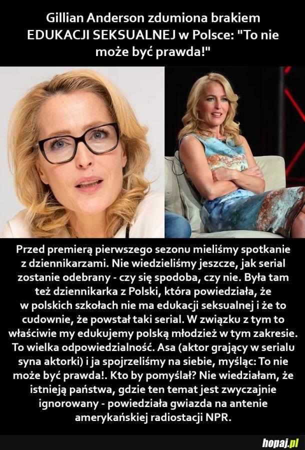 Edukacja seksualna w Polsce